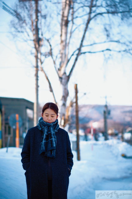 영화 '윤희에게'의 한 장면.