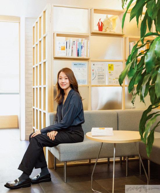 서른다섯, 슬로에이징을 계획할 나이 한의사 최혜미