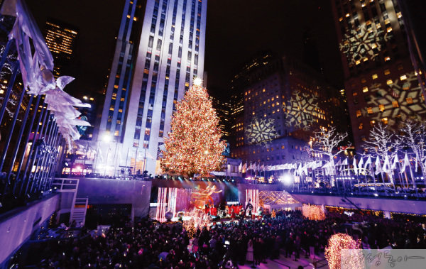 Christmas in New York
