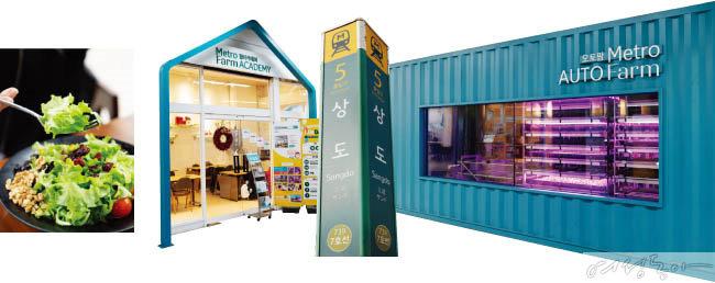 지하철역, 문화 놀이터로 변신하다