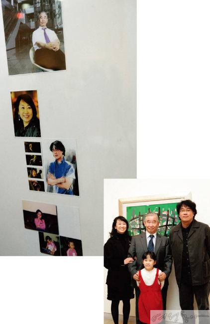 아카데미 역사 새로 쓴 봉준호 예술家 DNA