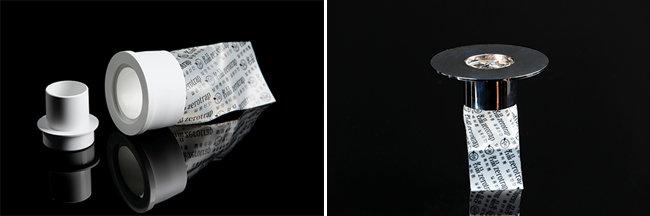 제로트랩은 표준형(왼쪽)과 프리미엄 2종이 있으며 반영구적으로 사용 가능하다.