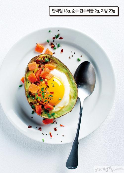 배고프지 않고 맛있게 먹을 수 있는 다이어트 레시피, 케토채식