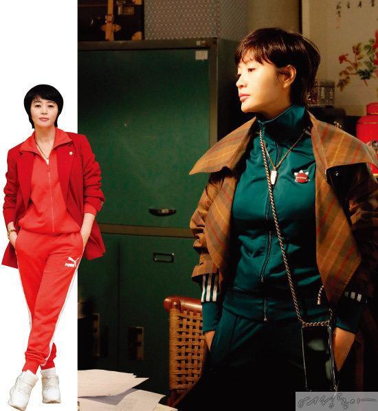 패션 하이에나 김혜수