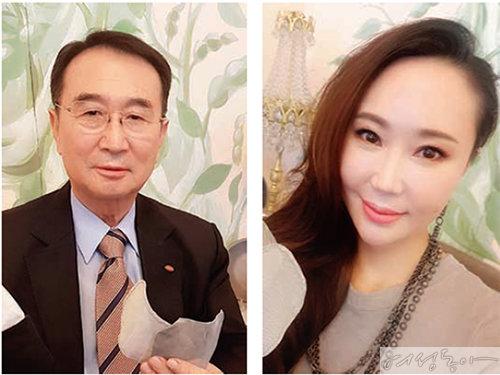 필로스로이테크 고종호 회장(왼쪽)과 고지승 전무.