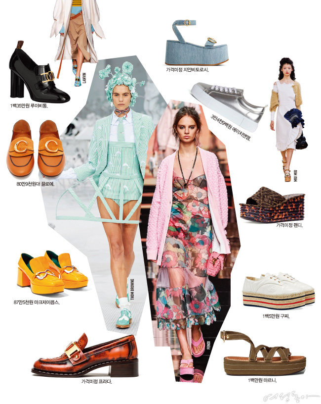2020 S/S SHOES TREND