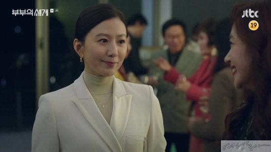 문제적 드라마 '부부의 세계' 김희애 완벽한 커리어우먼 룩 따라잡기