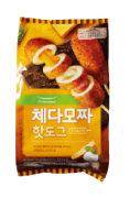 집에서 즐기는 국민간식 냉동 핫 hot 도그 리뷰
