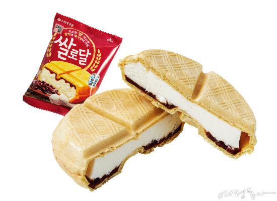 편의점 신상 아이스크림 습격