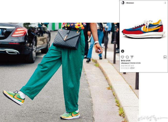 나이키와의 컬래버레이션으로 화제가 됐던 사카이의 디자이너 아베 치사토가 이번에는 장 폴 코티에와 함께 컬렉션을 열기로 했다.