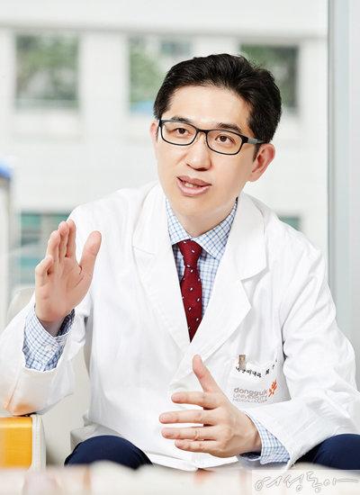 동국의대 일산병원 내분비내과 최한석 교수.