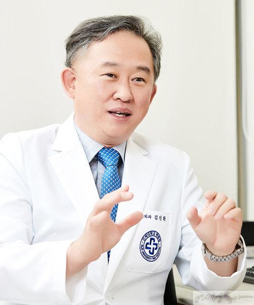 인제대학교 일산백병원 정형외과 김진환 교수.