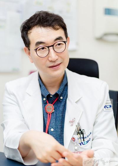 영남대학교병원 유방내분비외과 강수환 교수.
