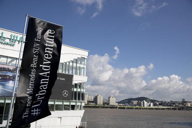 9월 4일 서울 서초구 잠원동 서울웨이브 아트센터에서 메르세데스-벤츠 SUV 패밀리 도슨트 투어가 소규모로 진행됐다.