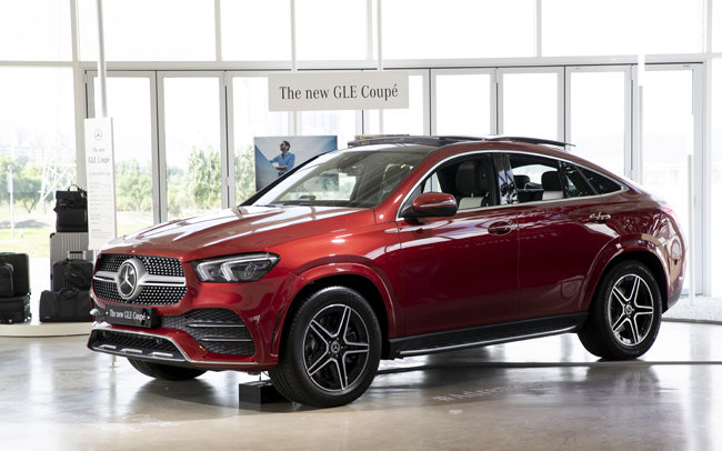 2016년 국내 출시된 후 꾸준한 인기를 얻어온 GLE 쿠페 모델. 이번에 풀 체인지된 2세대 모델이 새롭게 출시됐다.