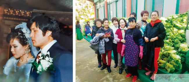 30여 년간 희로애락을 함께 해 온 이진복 전 의원 부부. 아내 김진희 씨는  남편이 정치 활동을 하는 동안 크고 작은 봉사에 앞장서며 내조했다.