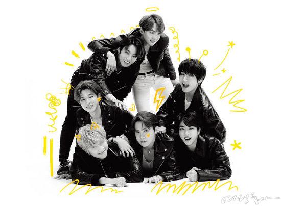 방탄소년단도 신곡을 공개할 때  틱톡에 업로드한다.