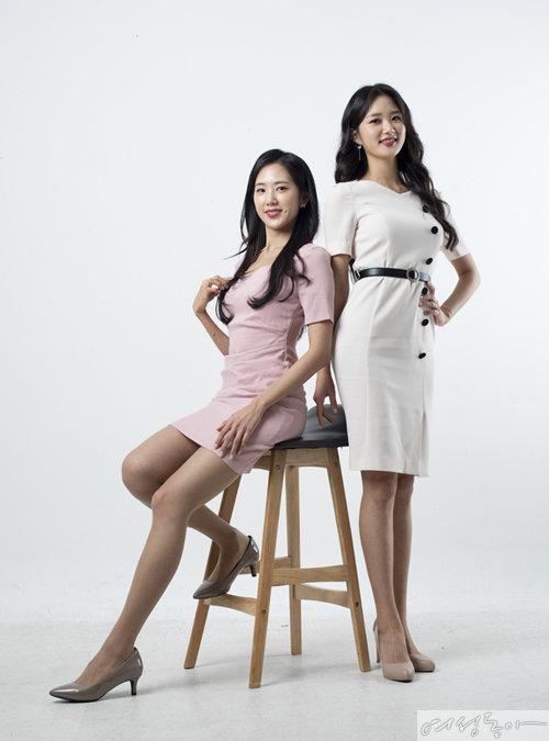 송서윤, 서현 자매.