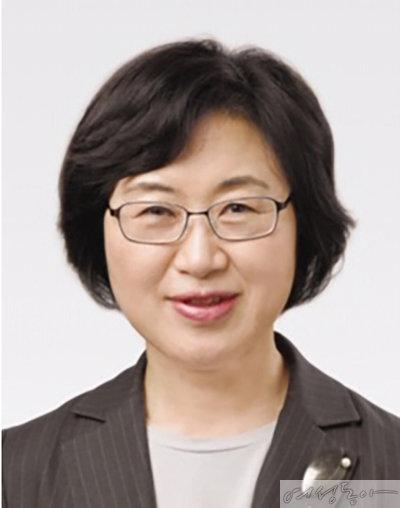 정영애 여성가족부 장관 후보자.