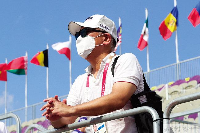 정의선 회장은 도쿄 올림픽 준비 인프라부터 선수단 컨디션 조절까지 세심하게 지원하며 키다리 아저씨 역할을 톡톡히 했다. <br />