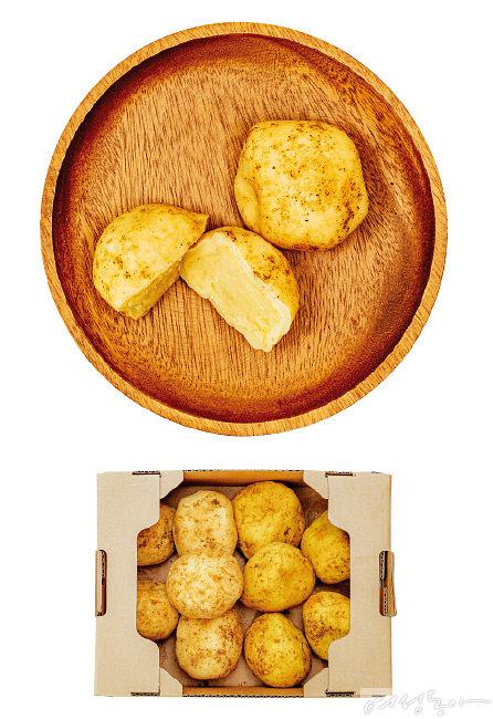 감자빵 12g×10(120g) 2만9천7백원.