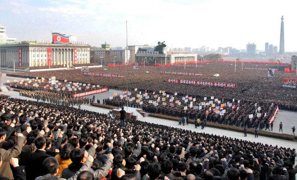 인구 450만이 부풀려진 북한 식량위기의 진실