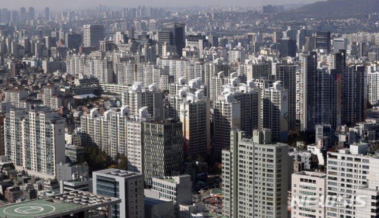 '부동산 호황'에 국민순자산 1174조 늘어…가구당 4.2억