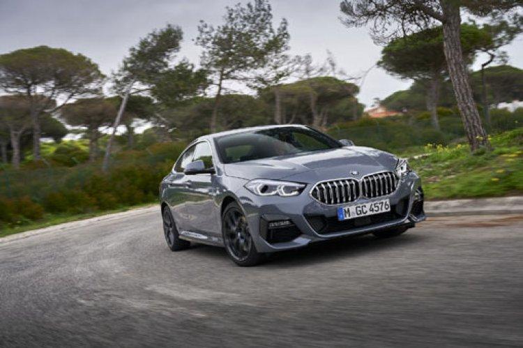 BMW 뉴 2시리즈 그란쿠페, 4도어가 4000만원대…男心 강탈
