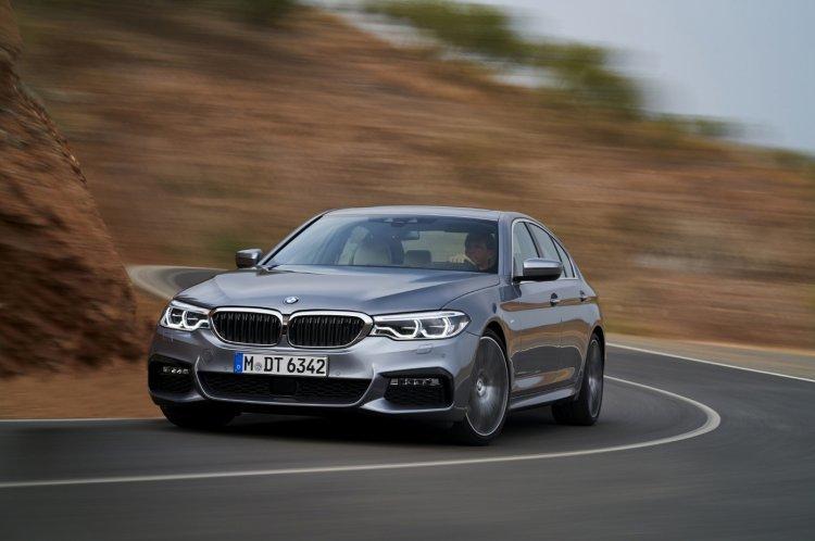 BMW '520i M 스포츠 패키지' 공식 출시…6550만원
