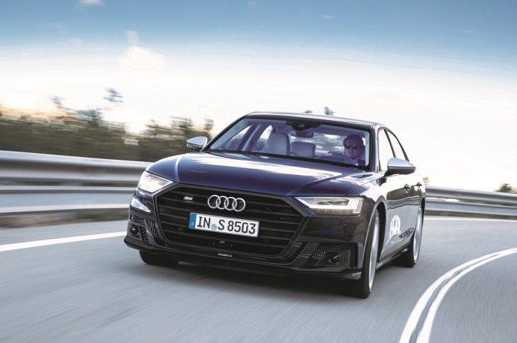 아우디, 신형 'S8 L TFSI' 최고급 수입차 시장 공략