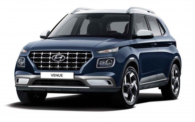 현대차, 엔트리 SUV '2021 베뉴' 출시… 1662만~2148만원