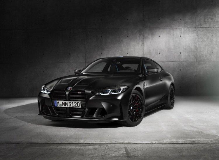 BMW, 150대 한정판 '뉴 M4 컴페티션 쿠페 x KITH' 출시