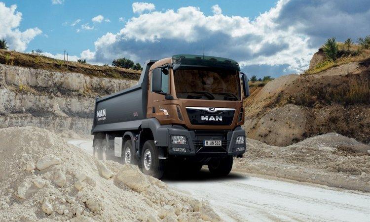 만트럭버스코리아, 유로6D 덤프트럭 출시… 성능·내구성 개선