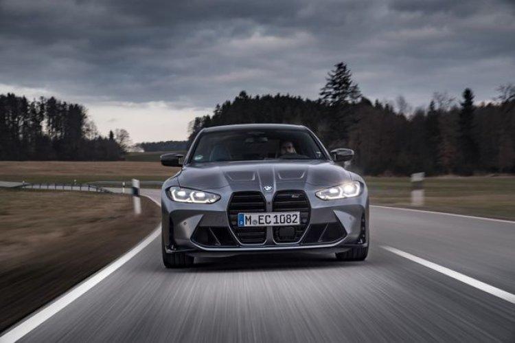 BMW 고성능 뉴 M3 컴페티션 출시… 시속 100km 3.9초 주파