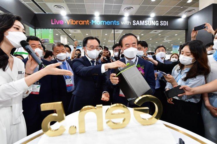 배터리 선도 기술 집약… '인터배터리 2021' 코엑스서 개막