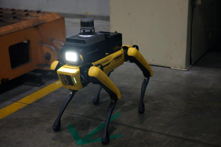 현대차그룹, 보스턴 다이내믹스 '공장 안전 서비스 로봇' 공개