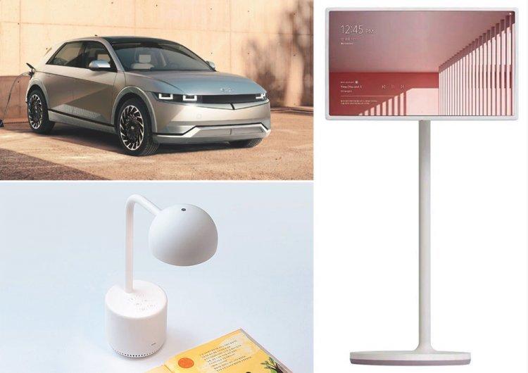 현대 아이오닉5 등 국내기업 'IDEA' 디자인상 휩쓸어