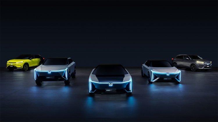 혼다, 중국서 2030년부터 전기차만 판매