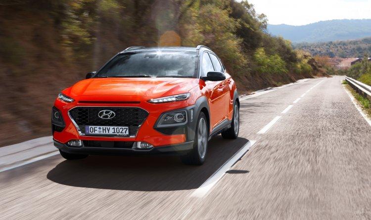 코나, 유럽 소형 디젤 SUV 비교평가 1위… 마쯔다·포드 제쳐