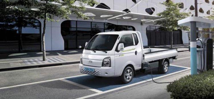 소형 전기 트럭 시대 열렸다! 현대차, '포터II 일렉트릭' 출시