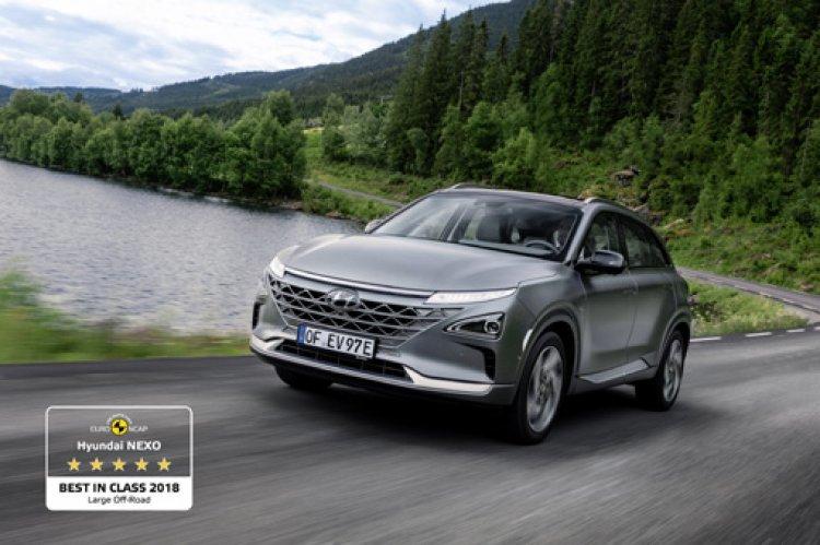 현대차, 올해 '넥쏘' 판매 목표 1만100대 설정