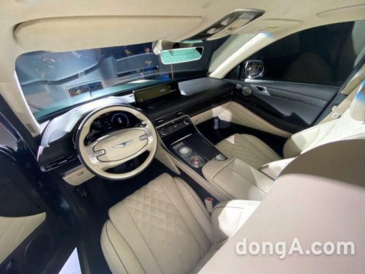 고급 SUV '고속 성장'… 국산 신모델 성적 주목