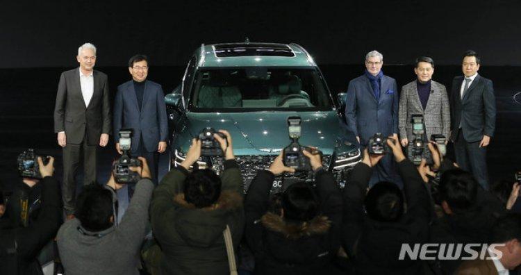 새해 SUV 대전…올해 치열한 경쟁 예고