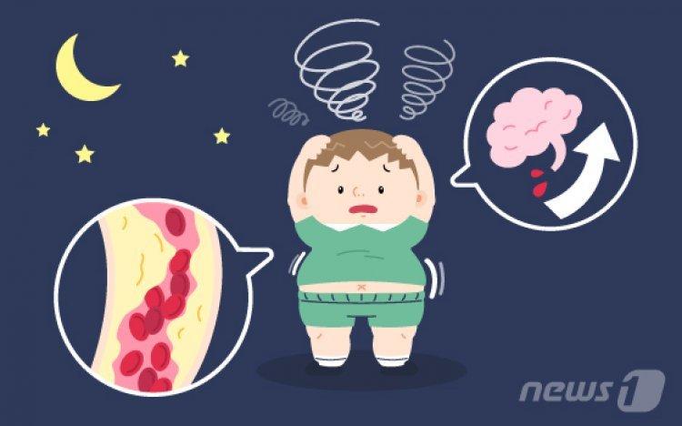 """""""7시간 자도 피곤해""""…건강 갉어먹는 잠도둑은 고혈압·비만"""