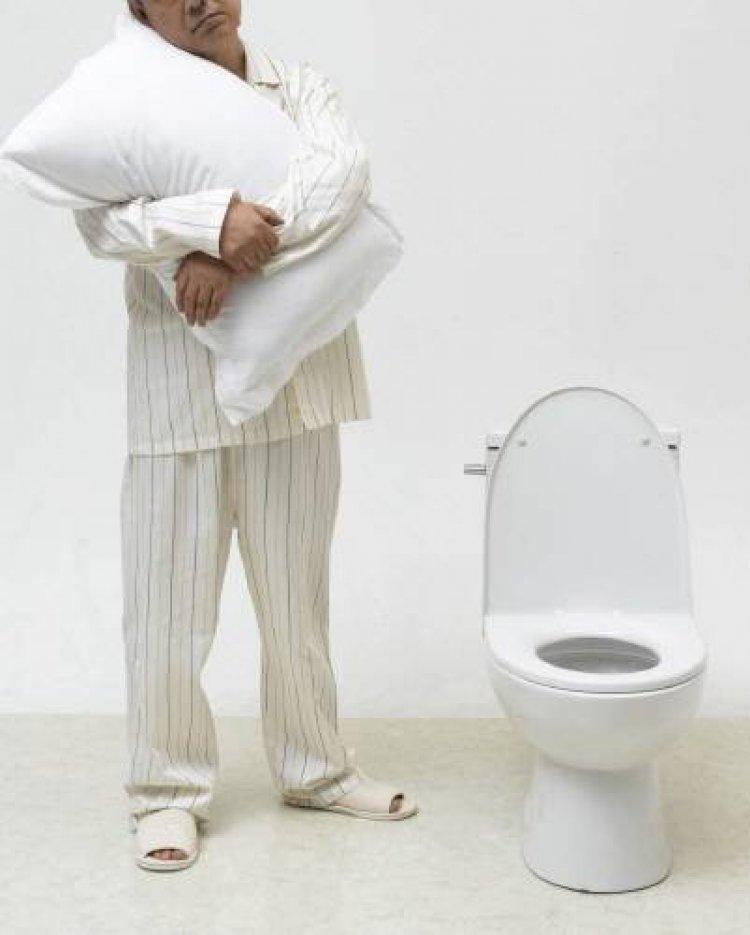 야간뇨로 잠 못 이루세요? 저녁에 물 적게 드세요