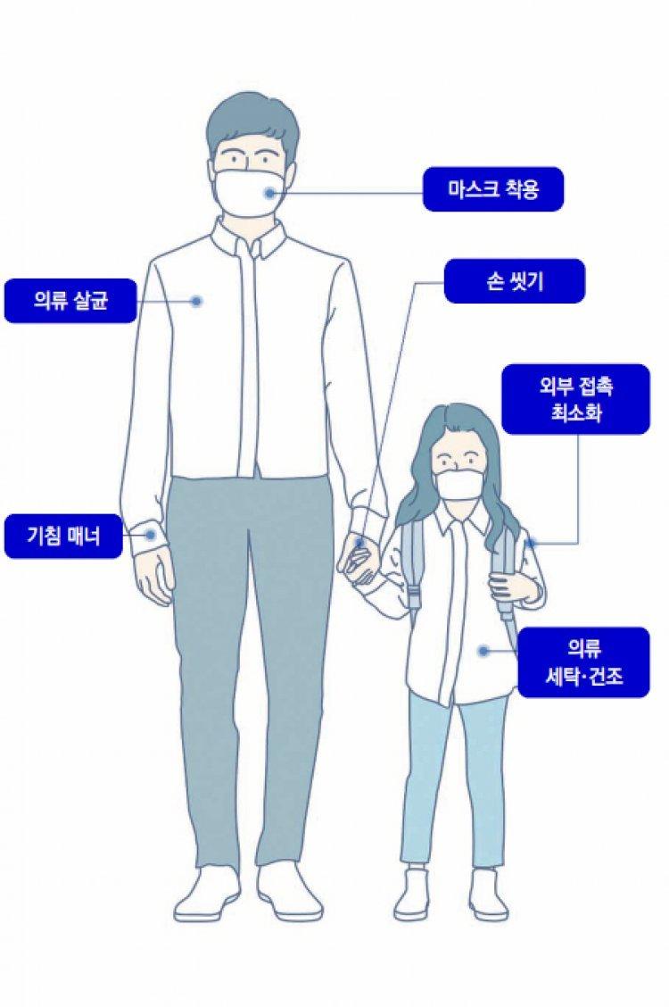 """""""예방이 최선! 철저한 위생 관리로 감염병 예방합시다"""""""