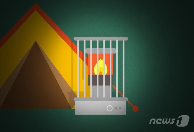 """""""텐트에서 난로 쓰지 마세요""""…캠핑장 사고 31% '난방기구' 원인"""