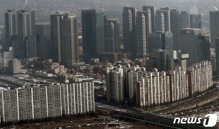 지난해 주택 매매거래량 127.8만건…전년보다 59% 증가