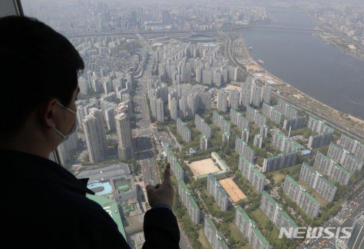 식지 않는 '아파트 원정투자'…충청·강원으로 몰렸다