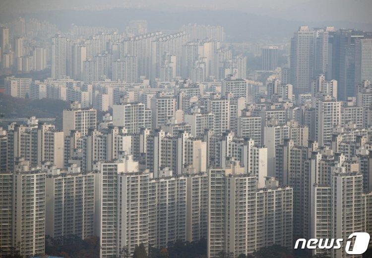 '집값 조바심 때문에'…서울 아파트 10월 거래량 1만건 돌파